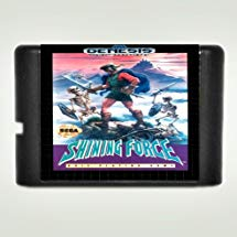 Taka Co 16 Bit Sega MD Game Shining Force 16 bit MD Game Card For Sega Mega Drive For Genesis