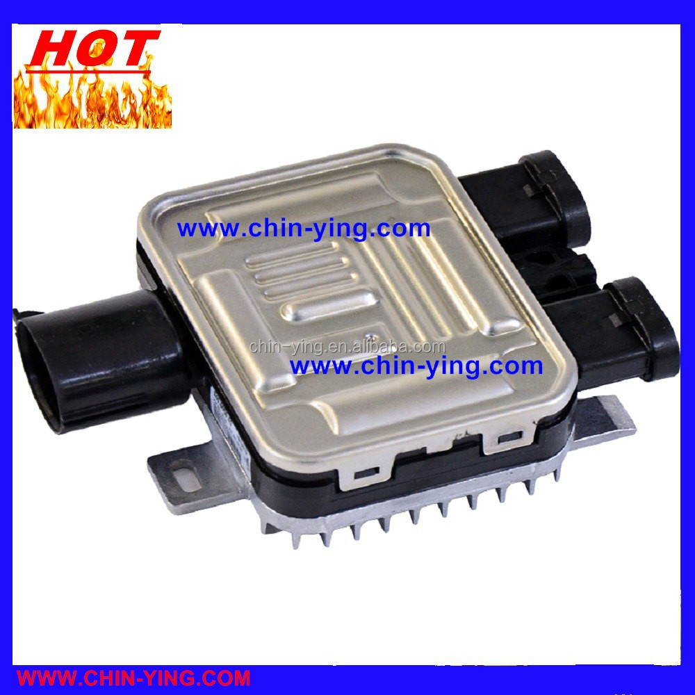 For VOLVO XC60 S80 Cooling Fan Control Unit Module Relay Radiator Coolant Fan Control Modules 31319380