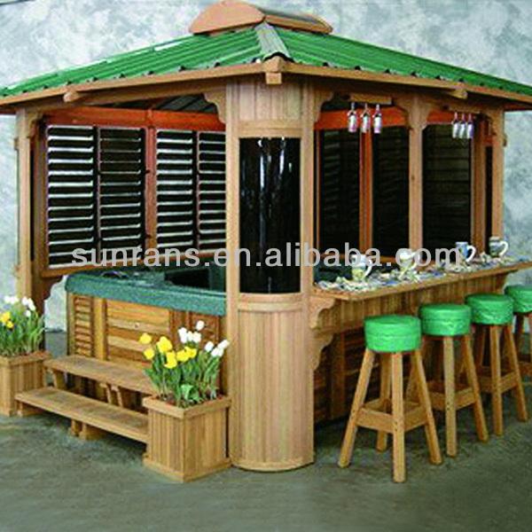 Pi venduti cinese da giardino in legno vasca for Giardino cinese