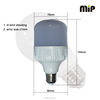 high quality new shapeT80 led bulb light 20w E27