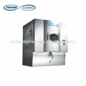 High Efficiency Intelligent Automatic Tablet pill Film sugar Coating Machine for Pharmaceutical