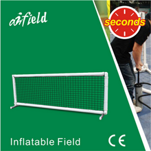 Ourdoor football fence for sale, inflatable mini football field