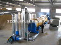New design airflow dryer for drying coal powder,silica sand,quartz