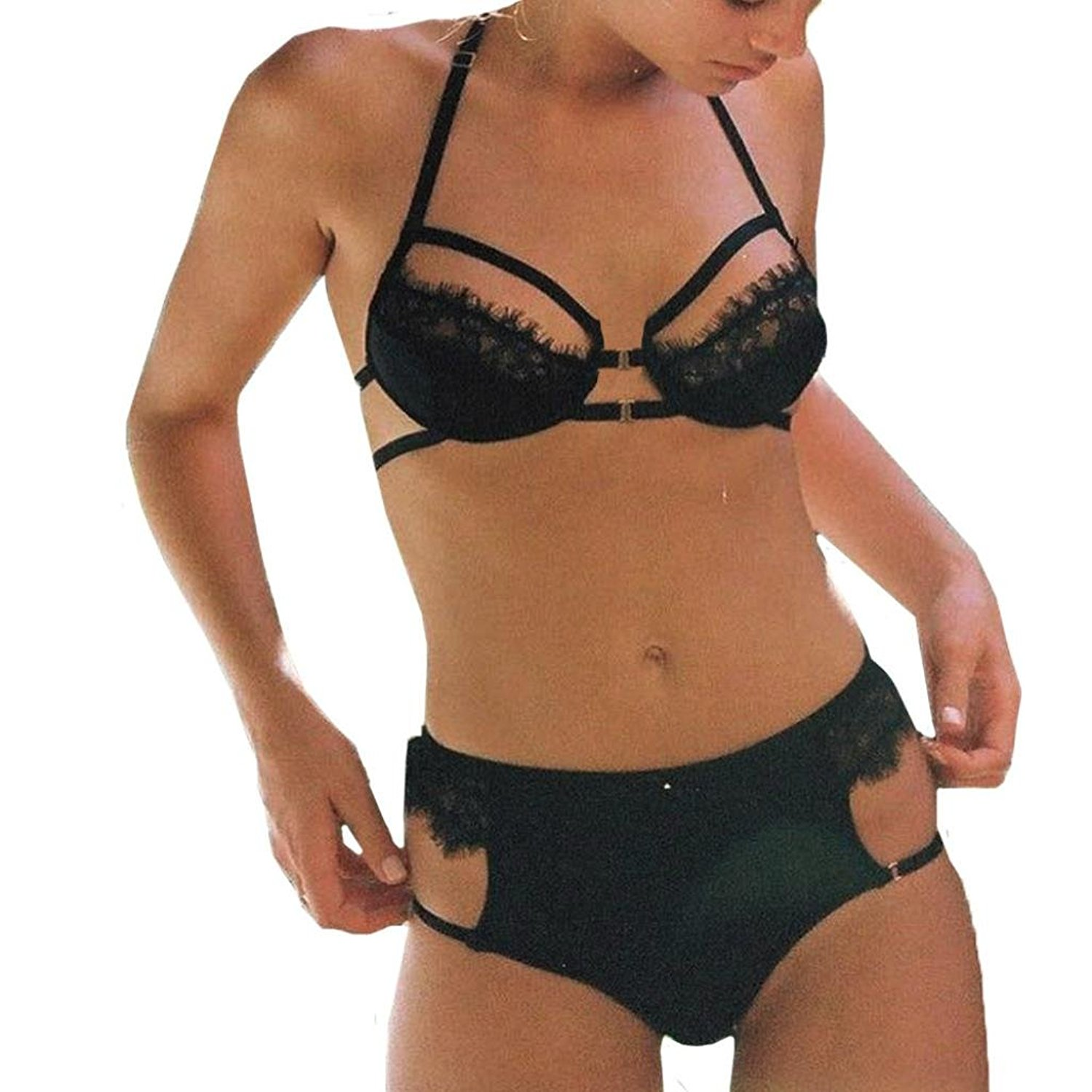 fd8e89e83783b Get Quotations · Lace Underwear Set