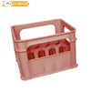 Tools and equipment in milk crate mould
