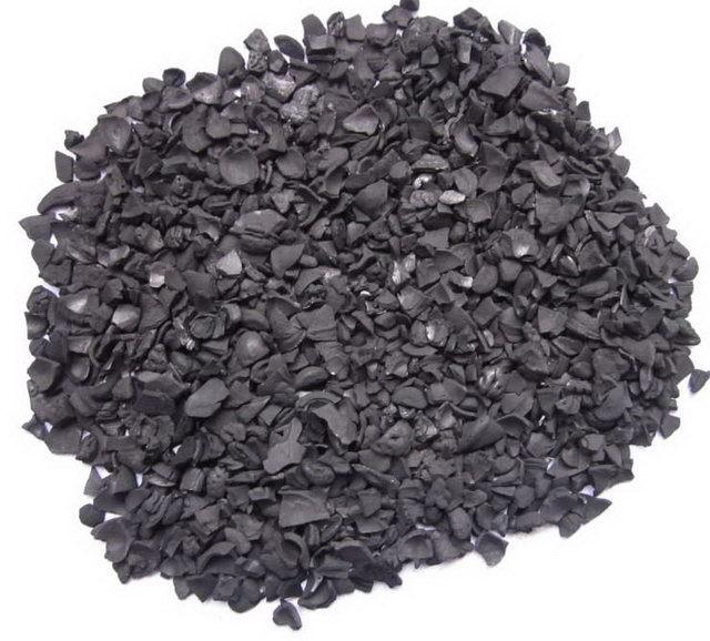 210g/l Low Bulk Density Granular Activated Carbon