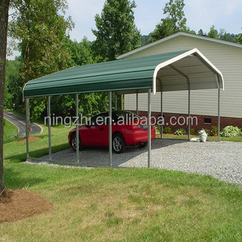Steel Frame Carport Parts Buy Metal Car Shelter Metal