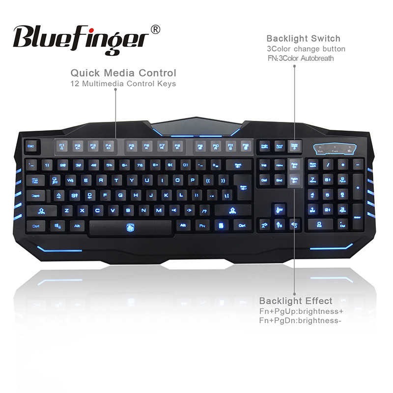 cheaper usb wired ergonomic gaming keyboard and mouse buy usb keyboard best wired keyboard and. Black Bedroom Furniture Sets. Home Design Ideas