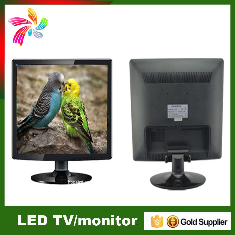xinyao factory directly wholesale Refurbished 15 17 19 inch led monitor/computer monitor