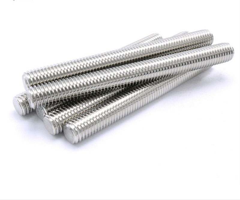 China suppliers fasteners double head studs/full thread rods/threaded bar