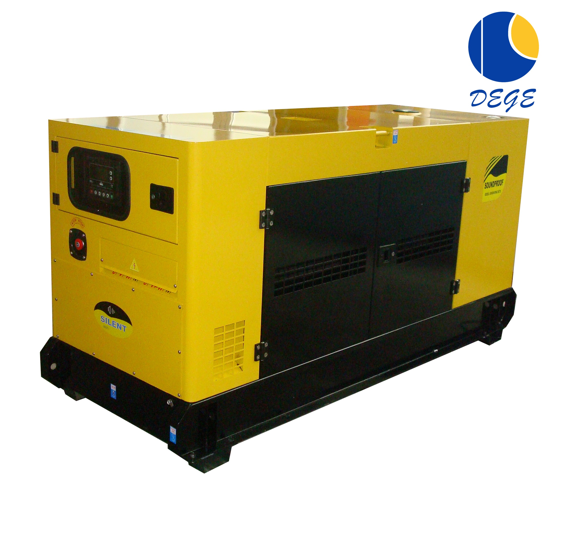 Excellent quality sound proof diesel generator