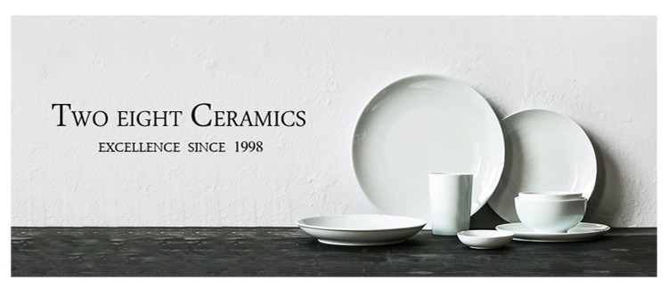 Cheap bulk catering dinner rect porcelain plates restaurant dual purpose tableware restaurant&
