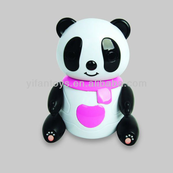 New and Hot Lovely Panda rc robot. Cute Look