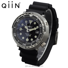 SBBN015 / SBBN017 STOCK 316L Stainless Steel 200M waterproof Diving Japan automatic movement NH35A tuna canned watch