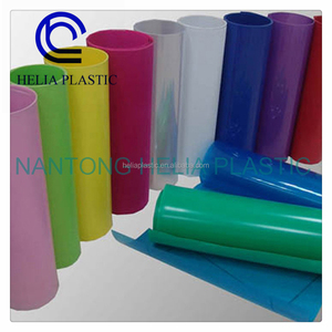 Opaque and Transparent Rigid PVC Plastic Sheet/Film