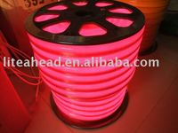 Red Color Jacket LED Neon Light For Commercial & Architectural Application