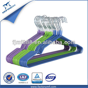 Blue Wire Fashion luggage clothes hangers