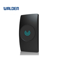 Waterproof Contactless smart 125khz Frequency card Rfid Reader TCP/IP Networked Proximity Wiegand 26 RFID Access Control reader