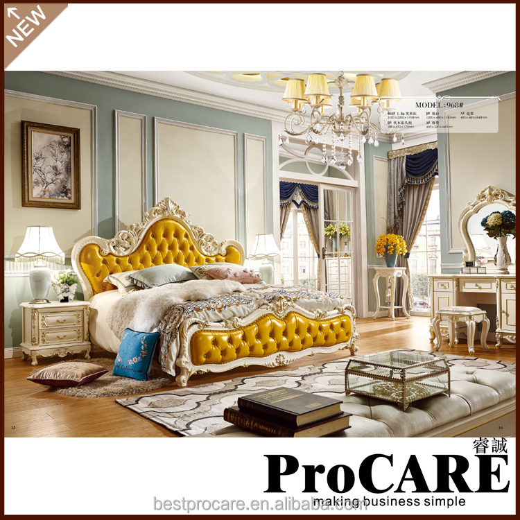 Luxury King Bedroom Sets, Luxury King Bedroom Sets Suppliers and ...