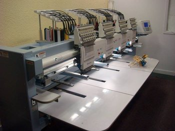 Barudan 4 Head Embroidery Machine For Sale Buy