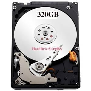 """320GB 2.5"""" Hard Drive for Dell Laptop Latitude E4300 E4310 E5400 E5410 E5420 E5420m E5430"""