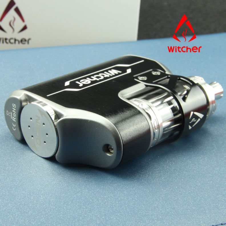 Hot Sale Blast 75W Witcher Mod Kit Sxmini Q Class 300 Box Watt Mod