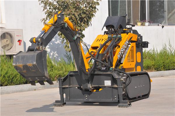 Towable Crawler Walk Behind Mini Excavator Buy Walk