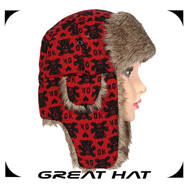 High Quality custom young hat co ltd russian woman's hats