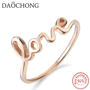 925 Sterling Silver Forever Love Symbol Ring Valentine S Day Gift