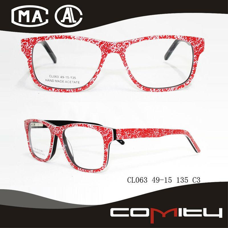 2014 por mayor de China con buena calidad monturas de gafas para ...