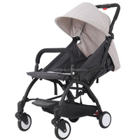 European Baby Buggy Type Airplane Lightweight Stroller Passsed EN1888 Best Wholesale Baby Stroller