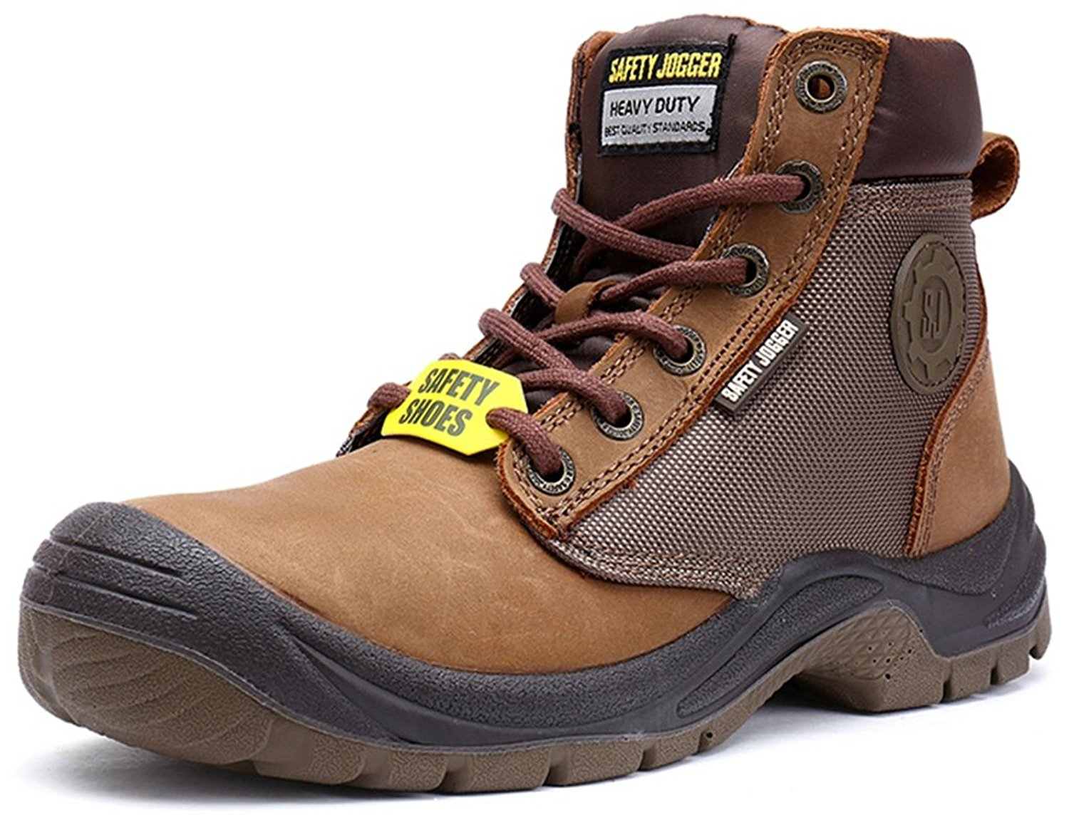 c7a1d65164d72b Get Quotations · Safety Jogger For Work Men's Steel Toe S3 Level Safety  Boots