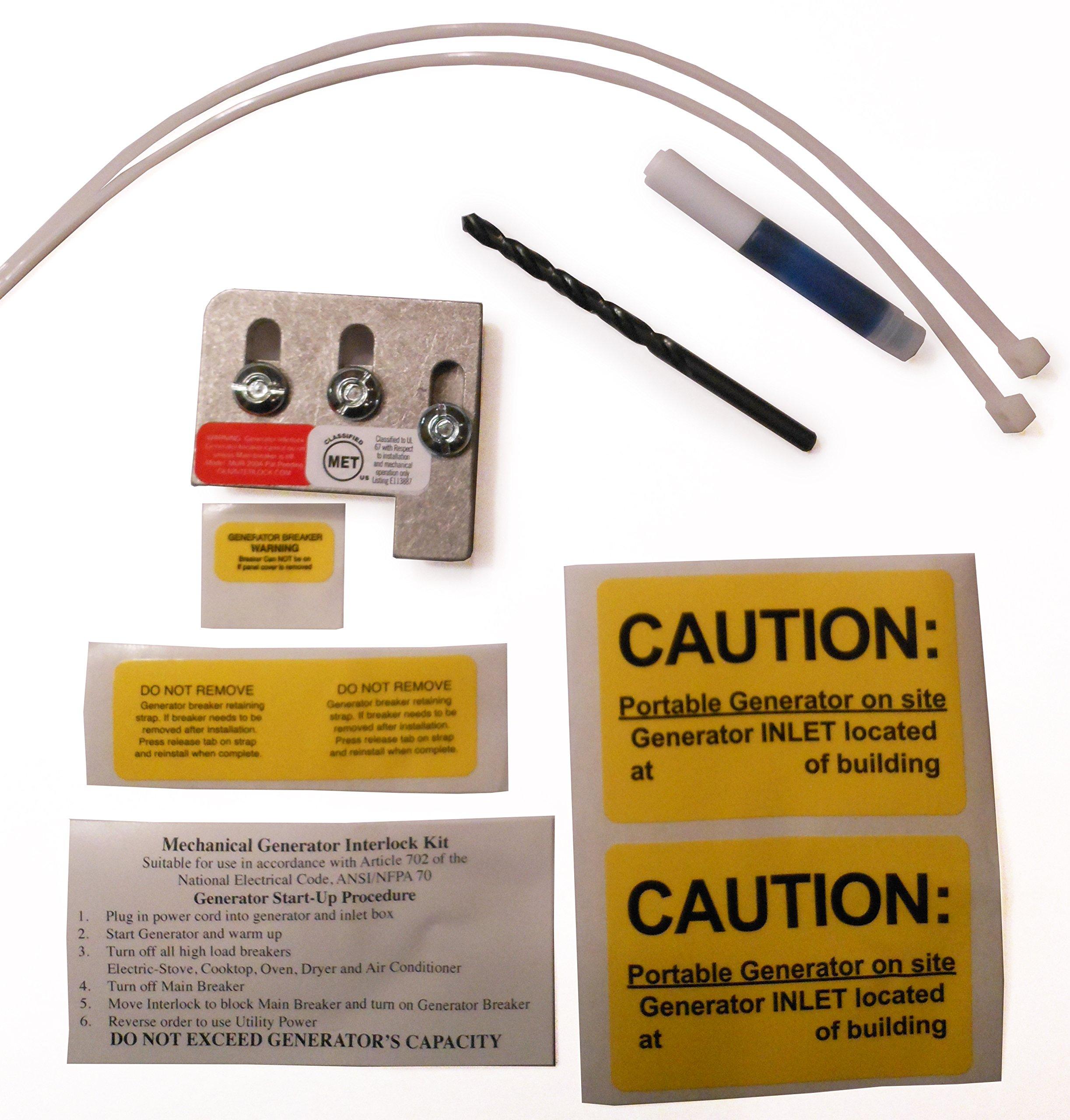 Buy GE-200HDA GE General Electric Generator Interlock Kit