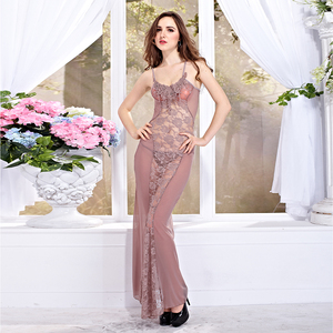Hot sale Europe style lady clear sexy lingerie