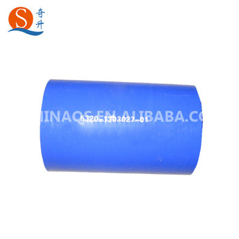 made in China silicone hose Auto parts for kamaz OEM NO:5320-1303027-01
