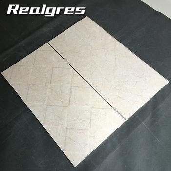 Waterproof Bright Color Granite Look Glazed Ceramic Floor Tiles In