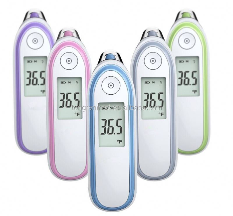 forehead/ear medical infrared thermometer clinical thermometer