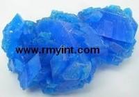 pakistani RMY 087 best quality persian blue salt and blue salt lamps