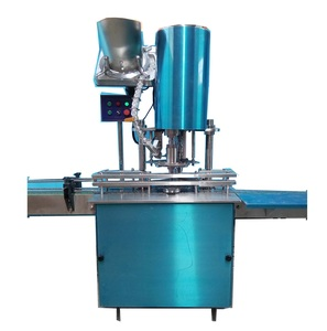 Glass Jar Automatic Screw Ropp Plastic Bottle Lid Capping Machine