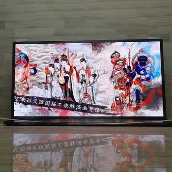 Hot product P4 led display panel price hd video led display screen for indoor