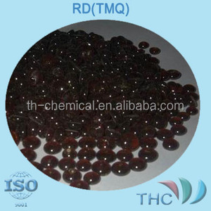 Good Grade Rubber Antioxidant RD/TMQ Chemicals Used in Footwear Industry