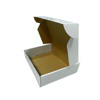 Wholesale custom high quality printing shipping delivering corrugated paper box, plain box with logo printing