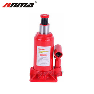 Mini bottle jack electric bottle jack two stage hydraulic