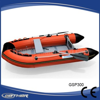 Gather Commercial Grade plywood deck oem rigid inflatable boat rib boat
