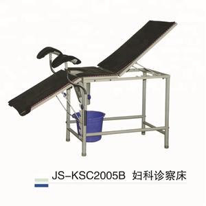 Hospital use gynaecology operating Examination Bed treatment chair