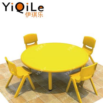 mesas y sillas para preescolar