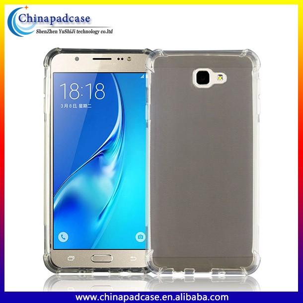 For Samsung Galaxy J7 Prime,Transparent Clear Soft Tpu Phone Back ...