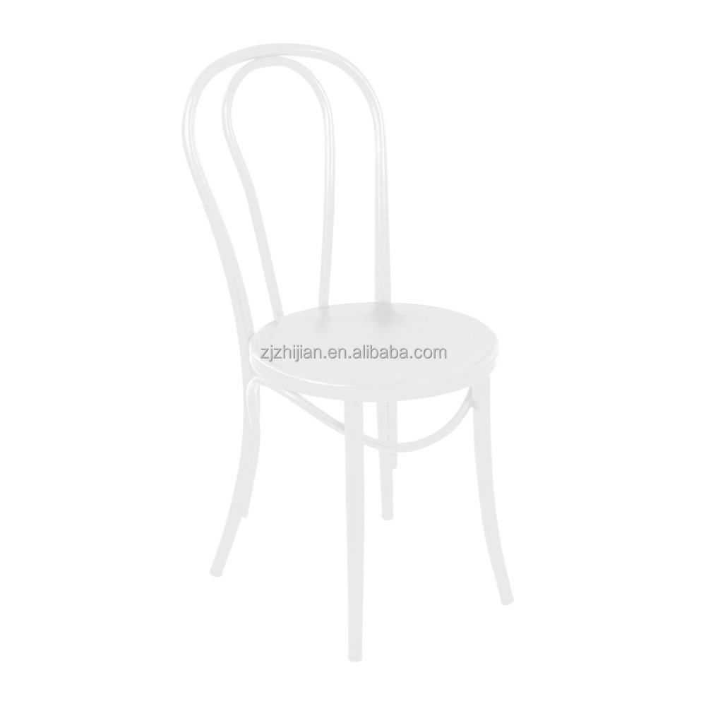 Retro European style metal Dining Chairs/Navy chair/metal chair for dining