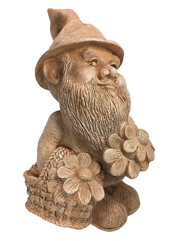 Cheap Garden Gnome Flower Man, find Garden Gnome Flower Man deals on ...
