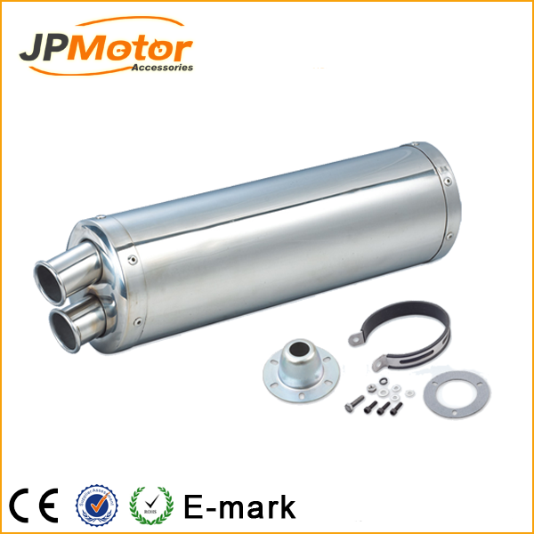 Universal Modified Motorcycle Exhaust Pipe For WRS Exhaust Muffler CB400 CBR400 VFR400 High Quality